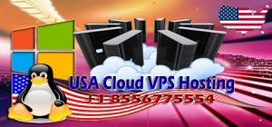 USA Cloud VPS Hosting