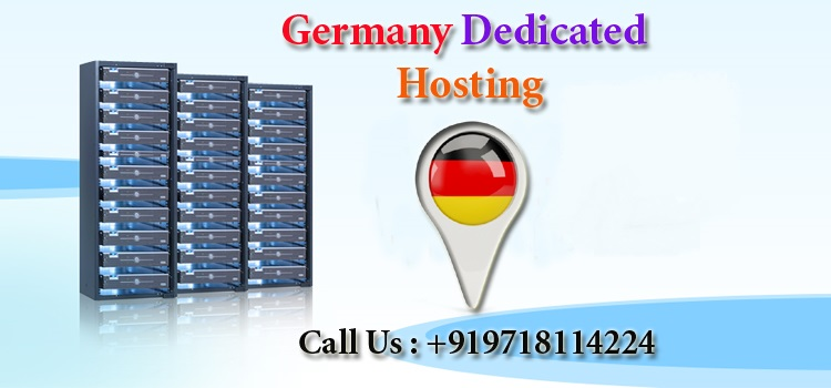 With Germany Dedicated Server increase Website Performance