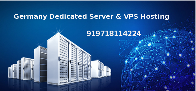 Hire Germany Server Hosting Company to Get Best Plans
