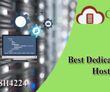 Best Dedicated Server Hosting with Most Demanded Hosting Features