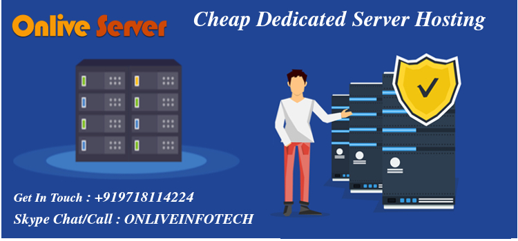 Boost Your Online Business With Cheap Dedicated Server Hosting Plans