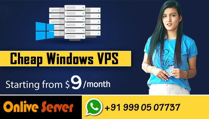 Cost Effective Cheap Windows VPS Plans By Onlive Server