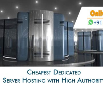 Solve your Bug by Hiring Cheap Dedicated Server Thailand from Onlive Infotech
