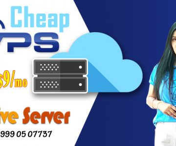 Fully Managed Cheap Cloud VPS Hosting Plans By Onlive Server