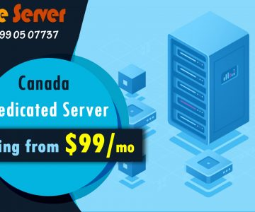 Canada Dedicated Server Hosting Plans – Onlive Server