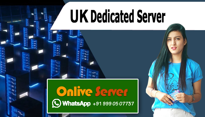 UK Dedicated Server Hosting Gives You Properly Control