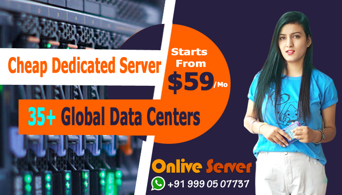 Onlive Server Introduced Dedicated Server Hosting with Brand New Hardware