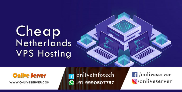These Elements Customer Requires in Netherlands VPS server