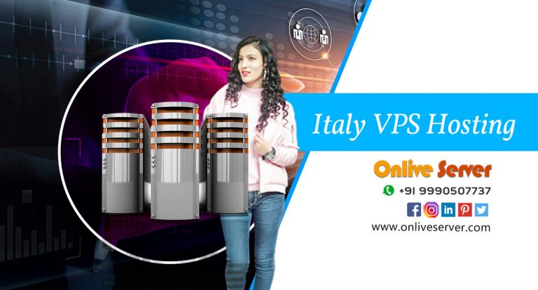 Robust Italy VPS Hosting Plans From Us