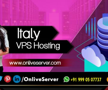 Benefits of Italy VPS Server Hosting Services