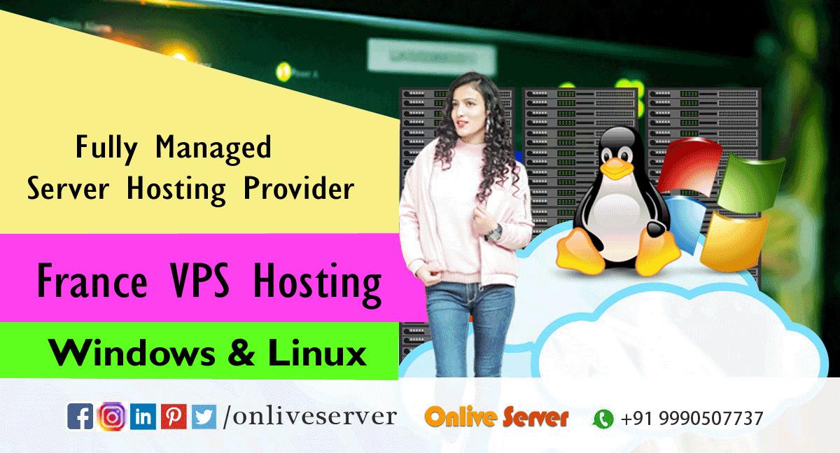 Common Types Of France VPS Server Hosting